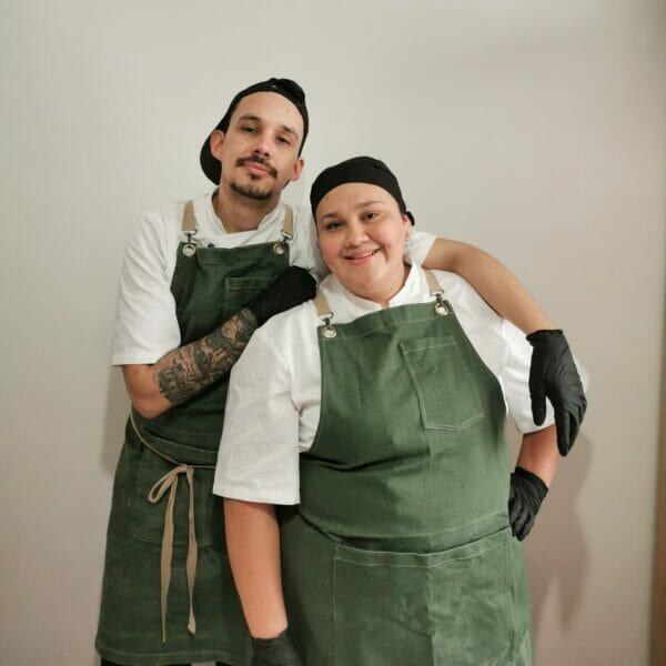 Cours de cuisine colombienne et recettes de Colombie avec les chefs de Criollos