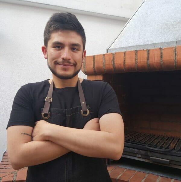 Cours de cuisine colombienne et recettes de Colombie avec le chef Diego