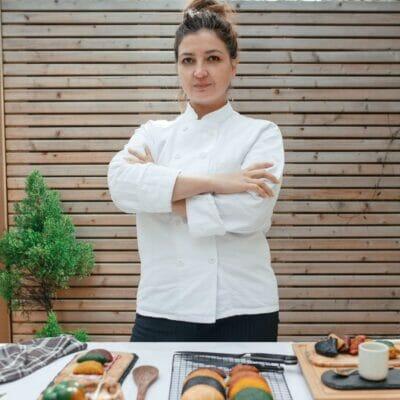 Cours de cuisine colombienne et recettes de Colombie avec le chef Marcela de Inuk Gastronomie